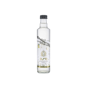 Aur'a Natural Gold Sparkling Water (1116 FL OZ 033 L)