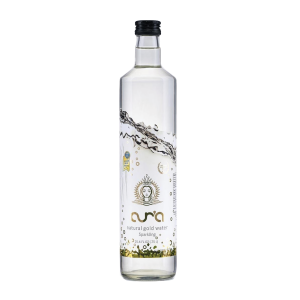 Aur'a Natural Gold Sparkling Water (254 FL OZ 075 L)