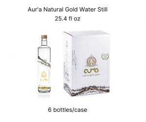 aur'a natural gold water still 25,4